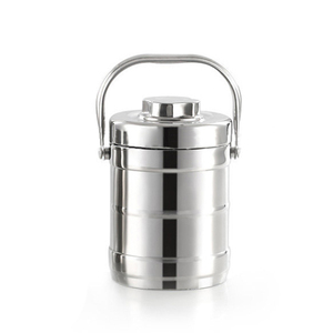 Image 5 - 1.6/2.0L healthy Material Vacuum Insulated thermos Lunch Box Stainless Steel Thermal Food Jar Vacuum Thermos Insulated LunchBox