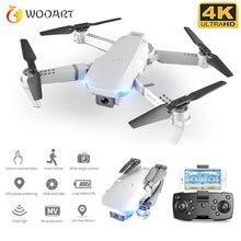 E59 Дрон hd Широкий формат 4k wi fi 1080p fpv drone мобильного