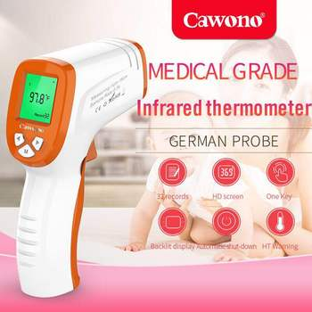 Digital Forehead Thermometer Non-contact Infrared Thermometer Body Temperature Fever Digital Measure Tool for Baby Adult Health