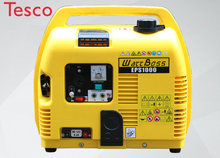 4.2L 1KW small portable single-phase gasoline generator home mute four-stroke generator AC220V / DC12V output стоимость