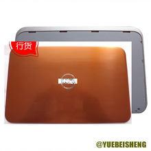 Yuebesheng novo para dell inspiron 15r 5520 5525 7520 m521r capa traseira lcd tampa do caso superior a1 a2, x9xy6 cor laranja