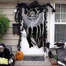 Halloween Hanging Decor Ghost Haunted House Escape Horror props Bar Home Garden DecorationsCM