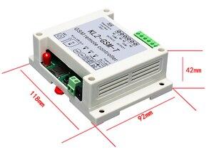 Image 3 - Dual Relais Schakelaar Module GSM Alarm met SMS Controller KL2 GSM T met temperatuursensor voor Licht/Visvijver cultuur/warehousing