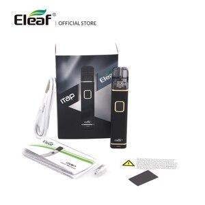 Image 5 - Set Original de cigarrillo electrónico Eleaf iTap de 2ml y 800mAh con batería integrada 30W max GS Air S de 1,6 Ohm con cabezal/0,75 ohm GS