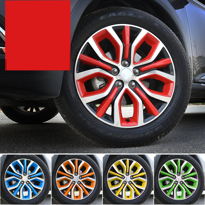 Lsrtw2017 Car Styling Car Wheel Hup Decoration for Mitsubishi Outlander 2013 2014 2015 2016 2017 2018 2019 2020 in Interior Mouldings from Automobiles Motorcycles