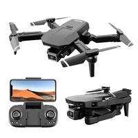 Minidron aéreo S68, posicionamiento de flujo óptico, cámara Dual, Control remoto, avión volador al aire libre para niños, juguete para regalo