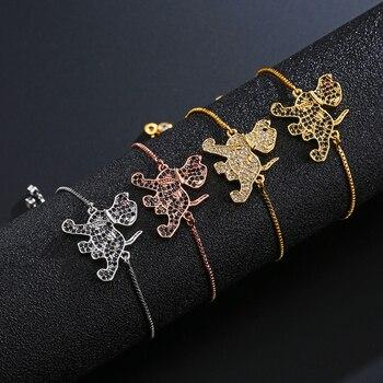 Dog Lovel Charm Bracelets   5