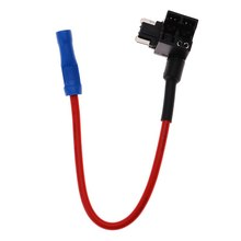 Tap-Adapter Blade Fuse Size-Holder Add-A-Circuit SMALL Micro MINI Standard 10A for
