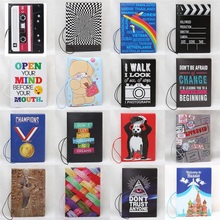 2020 new 28 different style passport covers for women and men ,pvc Leather ID Card Bag passport holder 14*10cm Passport Wallets