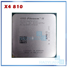 AMD-CPU de escritorio Phenom II X4 810, 2,6 GHz/4MB /4 núcleos/enchufe AM3/938 pines\u0029 HDX810WFK4FGI