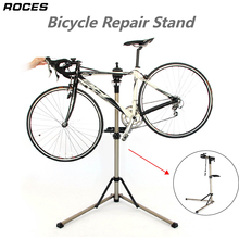 Bike-Rack Bicycle-Stand Trailer-Frame Professional Adjustable Aluminum-Alloy Fold
