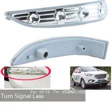 Für Hyundai IX35 2009 2010 2011 2013 2014 2015 LED Seite Lampe Rückspiegel LED Bernstein Blinker Licht Anzeige licht Lampe