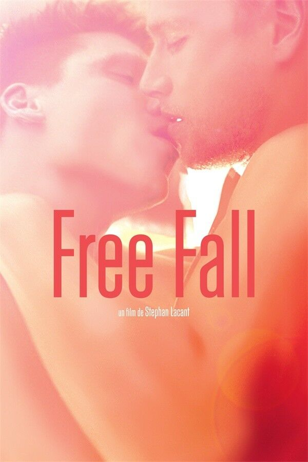 The Plot Love Gay Movie Freier Fall Free Fall Wall Sticker Home Decoration Silk Art Poster image