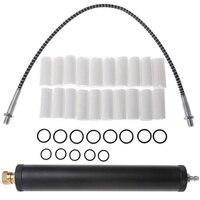 Conjunto Separador de Água e Óleo para o Compressor De Ar Compressor PCP 1-Alta Pressão 40Mpa 300Bar 4500Psi Bomba do Filtro de Ar