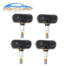 4 PCS Auto TPMS Reifendruck Sensor Monitor Für 2005 2012 Lexus GS ES LS 42607 50011 4260750011 PMV 107K PMV107K 42607 50010