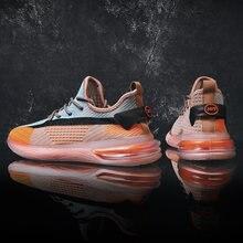 Новинка 2020 мужские кроссовки для бега легкие спортивные туфли