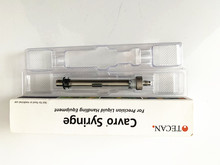 For Dirui H 800 FUS 2000  6800 syringe 1ml 5ml 10ml XLP TECAN cavro Syringe 20734807 for Derui H800 Urine Sediment Machine