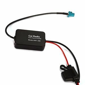 Image 3 - 車のアンテナ、 Fm ラジオ信号アンプアンテナ ANT 208 Fm ラジオ信号アンプコネクタ