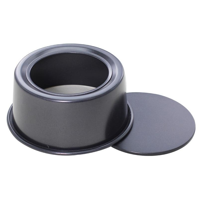 4/5/6/7/8/9/10/11/12 Inch Aluminium Alloy Round Cake Mould Baking Tin Pan Removable Bottom Cake Mold Non Stick