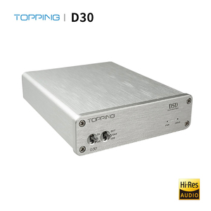 Image 2 - TOPPING D30 HIFI DSD DAC Amp Decoder CS4398 XMOS USB DAC Audio Decoder Coaxial Optical Fiber 24Bit/192KHz