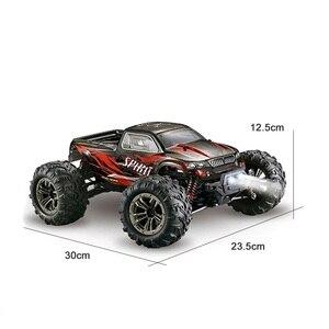 Image 5 - Бесщеточный автомобильный двигатель RC Drift, бесщеточный ESC 2,4G RC автомобиль 4WD 52 км/ч, скоростная Багги монстр грузовик, Антивибрационная игрушка для дрифта