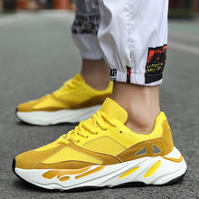 High Quality Men's Running Shoes Light Breathable Non-slip Jogging Spor