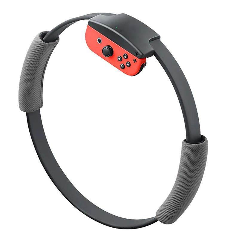 Switch Game Fitness Ring Big Adventure Ring Fit Somatosensory Exercise Ns Yoga Ring Set Accessories Leg Strap