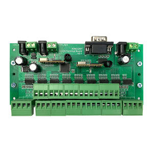 Image 2 - Smart Home 32 Buttons Switch Panel Module Relay Board Controller with RF Wireless Remoter Control 32 Relay Output Long Distance