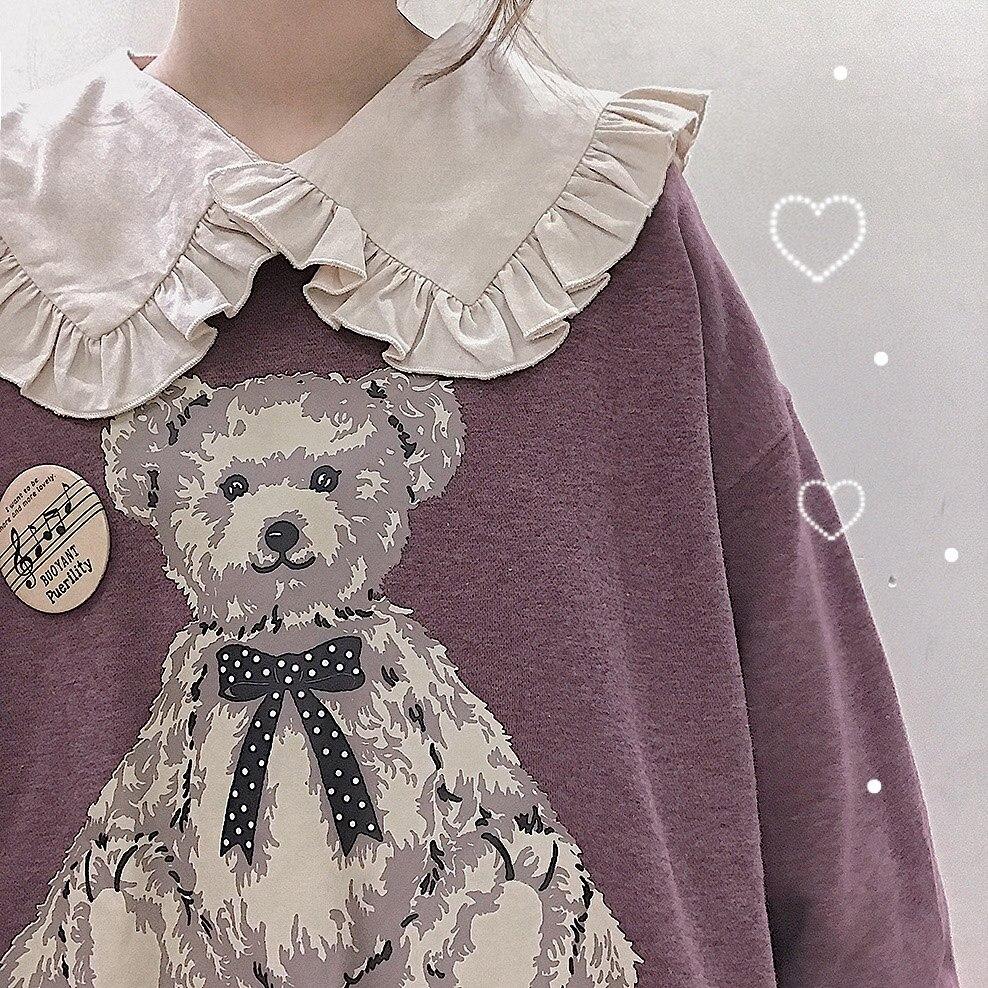 à cette Harajuku ours