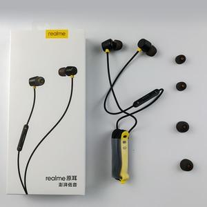 Image 3 - Original realme bourgeons sans fil Bluetooth 5.0 connexion magnétique contrôle facile basse Boost pilote 12 heures dautonomie
