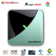 Smart Android TV Box A95X Air 8K Android 9.0 Amlogic S905X3