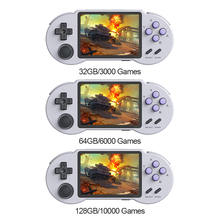 Game-Console Pocket Video-Games Retro Portable Handh Built-In 6000/10000 S30 IPS 64/128GB