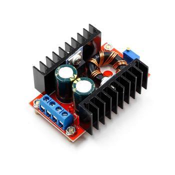 цена на 1pcs 150W Boost Converter DC-DC 10-32V to 12-35V Power Supply Voltage Regulator Step Up Voltage Charger Module Adjustable Volt