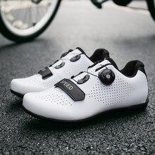 Non-locking kolarstwo szosowe buty bicicleta 2021 profesjonalne Outdoor MTB oddychający rower wyścigowy mężczyźni Sneakers kobiety buty rowerowe