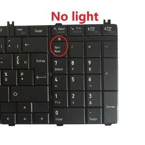 Image 5 - French keyboard For toshiba Satellite C650 C655 C655D C660 C670 L650 L655 L670 L675 L750 L755 l755d Black laptop Fr Keyboard