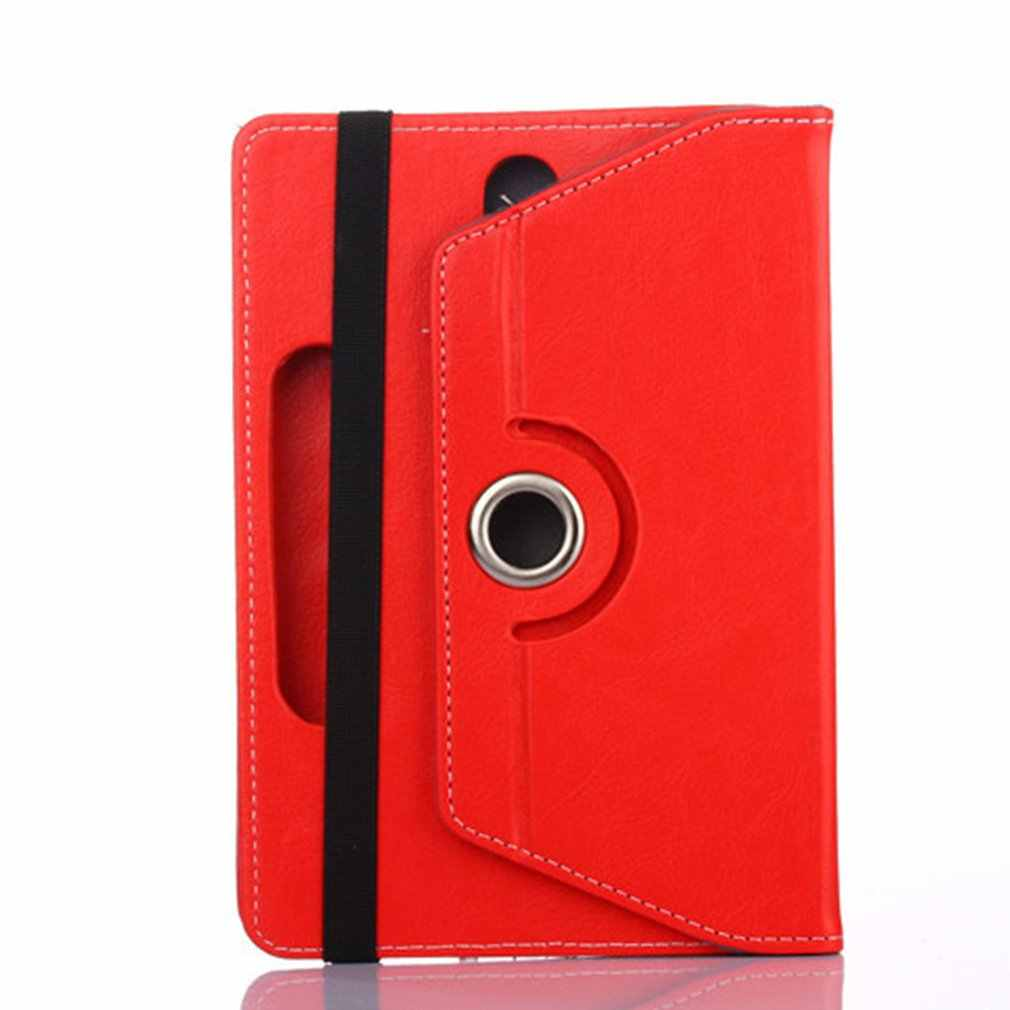 360 Degree Rotating 9.7/10.1 Inch Tablet PU Leather Case Cover Case
