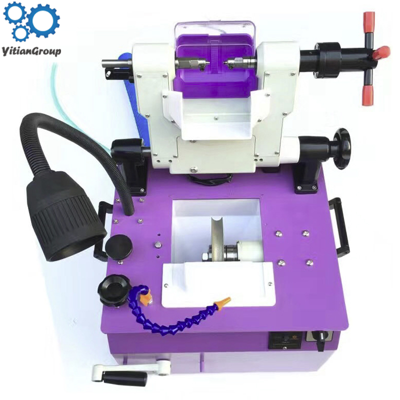 Mini Wooden Bead Processing Machinery Water Grinding Machine Round Ball Machine Shape And Cut Two In One 220v