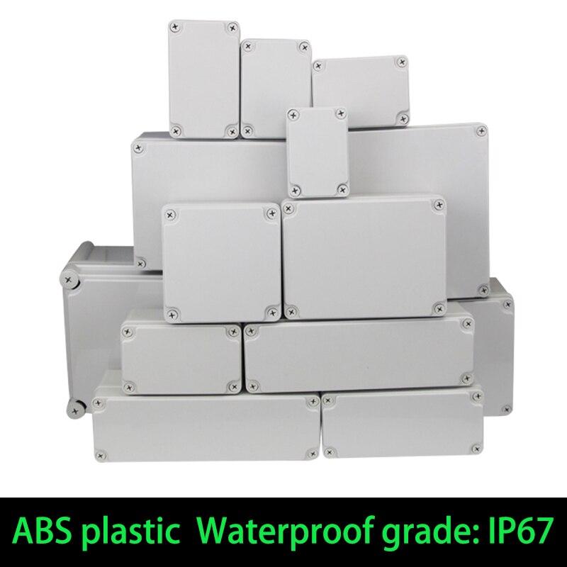 boitier-plastique-etanche-ip67-boite-de-rangement-electronique-boite-d'instrument-de-projet-electrique-boitier-de-jonction-abs-exterieur