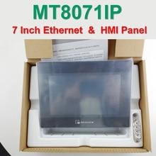 "MT8071iP 7 ""HMI MT 8071iP 7 インチ 800*480 タッチパネルイーサネット 1 USB ホスト Weintek 交換 MT8070iP MT8070iH5 新 Box 、卒"