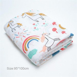 Image 3 - Muslin Baby Blankets Swaddles Newborn Photography Accessories Soft Swaddle Wrap Organic Cotton Baby Bedding Bath Towel Swaddle