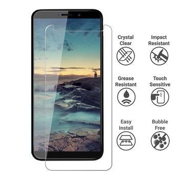 Перейти на Алиэкспресс и купить Закаленное стекло для Cubot J7 J5 P20 Power J3Pro R9 X9 9H Защитная пленка для экрана Защитное стекло для телефона