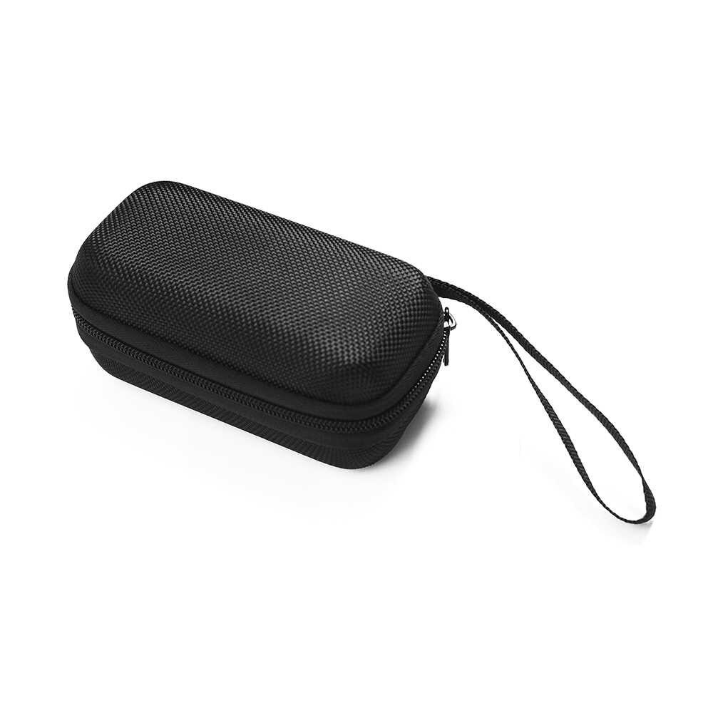 1 adet naylon sert çanta AirPods için Pro 2019 kulaklık çantası saklama kutusu kablosuz bluetooth kulaklık kabuk anti-kayıp koruma kapağı