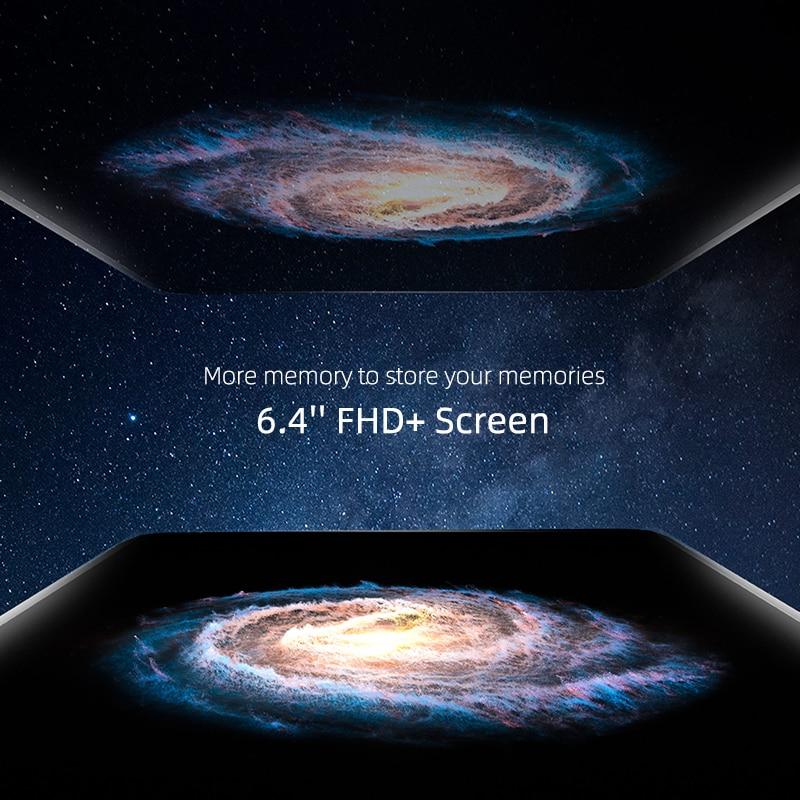 Google Play Global Version Huawei P40 lite 6GB 128GB Smartphone 48MP AI Cameras 6.4'' FHD Screen Kirin 810 Octa Core 40W QC