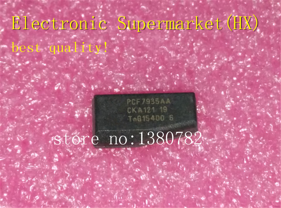 New original 20pcs/lots PCF7935AS PCF7935AA PCF7935 SOT385 Transponder chips-in Integrated Circuits from Electronic Components & Supplies