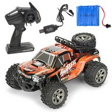Yiwa MGRC Mini RC Car 1/18 2.4G 4CH 2WD High Speed 20KM/h Br