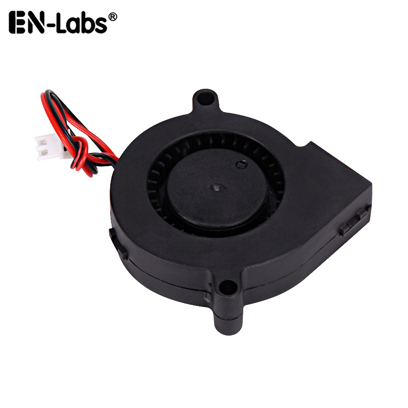 12//24V 5015 50*50*15mm Turbo Fan Blower Cooling Fan Cooler For 3D Printer Part