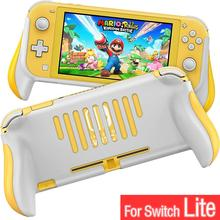 Hand Grip For Nintendo Switch Lite Shock Proof Protection Cover Shell Ergonomic Handle Grip For Nintend Switch Lite Game Grips
