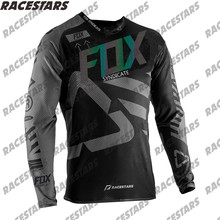 Motocross Jersey 2021 Downhill Jeresy Cycling Bicycle MTB Shirts Mountain Bike Wear MX DH Maillot Ciclismo Hombre Quick Dry ATV
