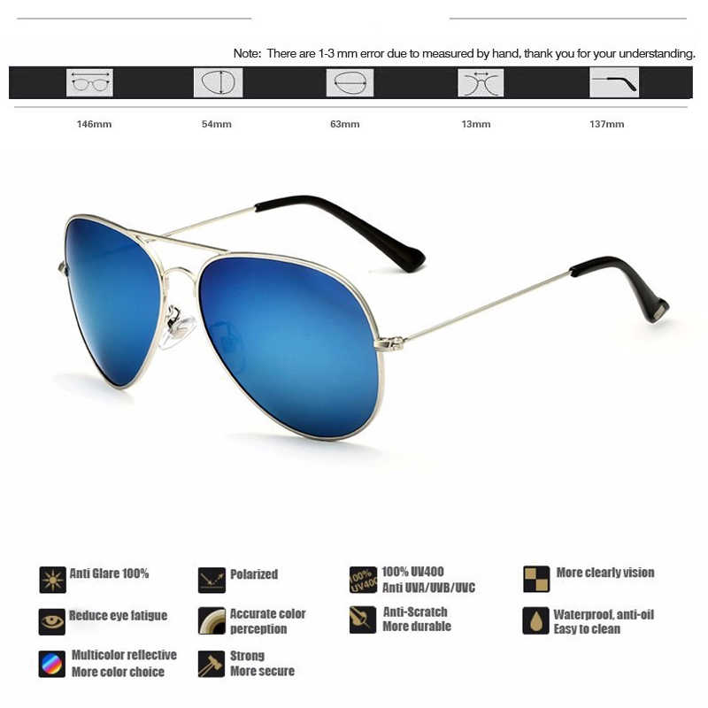 VEITHDIAแบรนด์แว่นตากันแดดผู้ชายVintage Polarizedแว่นตากันแดดคลาสสิกแว่นตาเคลือบเลนส์แว่นตากันแดดสำหรับชาย