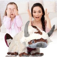 Toy Avatar Plush-Doll Gifts Stuffed God The Last Anime Bull-Appa Soft Kids Children Airbender